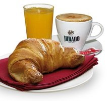 Breakfast Menu for only 3.95€